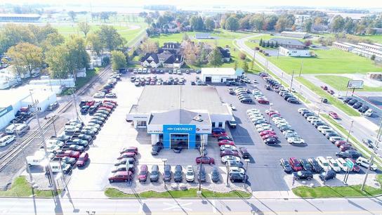 8955647142 Car Dealership Specials at Lee Kinstle GM Sales and Service in Van Wert