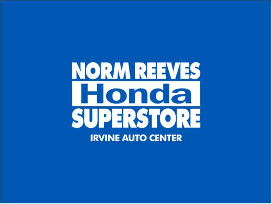 Irvine Auto Center >> Norm Reeves Honda Superstore Irvine Car Dealership In Irvine