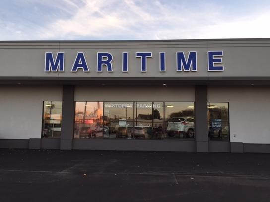 Maritime Ford Lincoln Inc