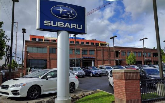 Subaru Of Portland Car Dealership In Portland Or 97214 Kelley Blue Book