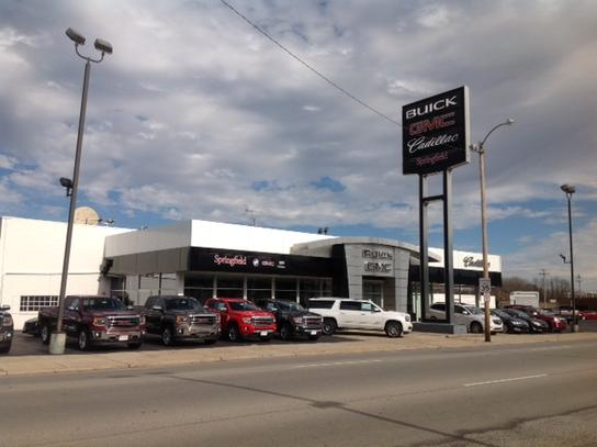 Springfield Buick Gmc >> Springfield Buick Gmc Car Dealership In Springfield Oh
