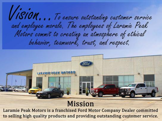 Laramie Peak Motors car dealership in Wheatland, WY 82201 | Kelley Blue Book