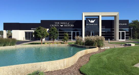 The Mall of Crown Motors