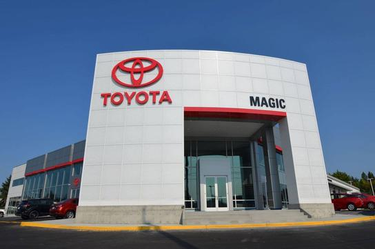 Magic Toyota