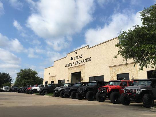 Texas Vehicle Exchange 3