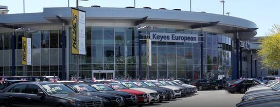 Keyes European Mercedes Benz Car Dealership In Van Nuys Ca 91401