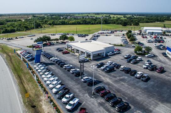 James Wood Motors car dealership in Decatur, TX 76234 ...