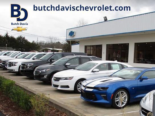 Butch Davis Chevrolet Car Dealership In Ripley Ms 38663