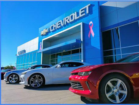 About Jim Glover Chevrolet On The River In Tulsa Ok 74107