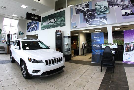 Crown Chrysler Dodge Jeep Ram Dublin car dealership in ...