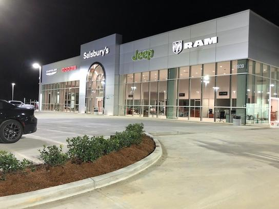 Jeep Dealership Baton Rouge >> Salsburys Chrysler Dodge Jeep Ram Car Dealership In Baton Rouge La