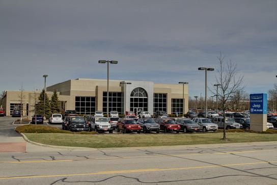 Jeep Dealers Cleveland >> Crown Chrysler Dodge Jeep Of Cleveland Car Dealership In