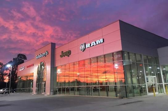 Jeep Dealership Baton Rouge >> Salsburys Chrysler Dodge Jeep RAM car dealership in BATON ...