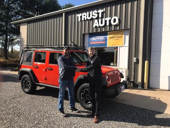 Trust Auto Maryland Car Dealership In Sykesville Md 21784 9362 Kelley Blue Book