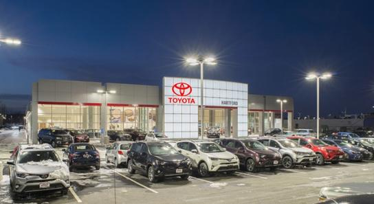 Hartford Toyota Used Car Superstore