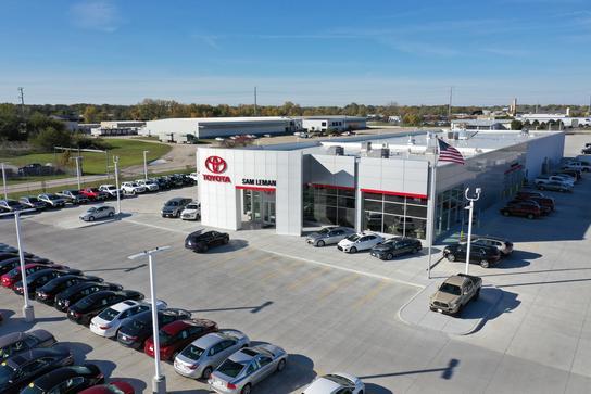 Sam Leman Toyota Car Dealership In Bloomington Il 61704 7152 Kelley Blue Book