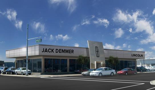 Jack Demmer Lincoln Car Dealership In Dearborn Mi 48124 Kelley