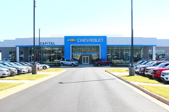 Capital Chevrolet Car Dealership In Wake Forest Nc 27587 2804 Kelley Blue Book