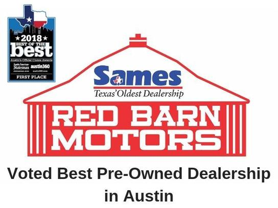 Sames Red Barn Motors