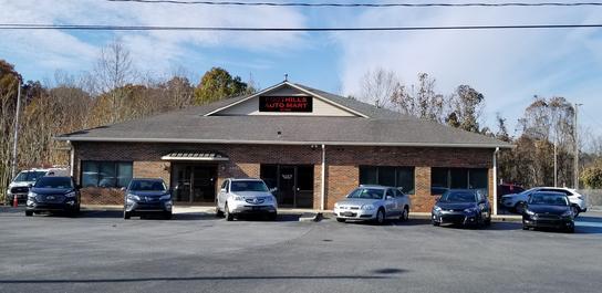 Car Lots In Lenoir Nc >> Foothills Auto Mart Of Lenoir Car Dealership In Lenoir Nc
