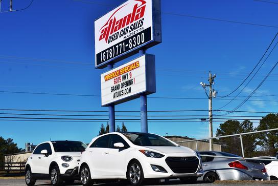 Used Car Dealerships In Atlanta Ga >> Atlanta Used Car Sales Alpharetta Open 7 Days Car
