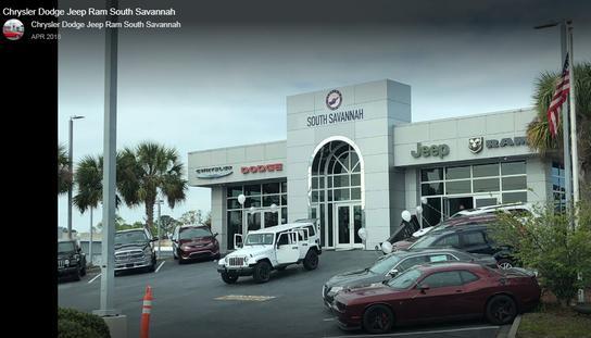Car Dealerships In Savannah Ga >> Chrysler Dodge Jeep Ram South Savannah Car Dealership In Savannah