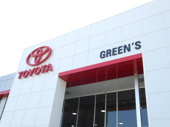 Green S Toyota Of Lexington