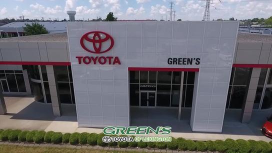 Green'S Toyota Service >> Green S Toyota Of Lexington Car Dealership In Lexington Ky