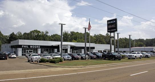 Car Lots In Jackson Ms >> Phil Moore Buick Gmc Car Dealership In Jackson Ms 39211