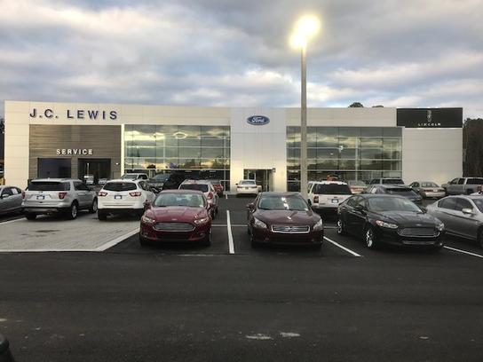 Jc Lewis Ford >> J C Lewis Ford Lincoln Llc Car Dealership In Statesboro Ga