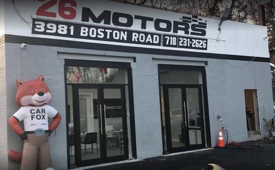Bronx Car Dealers >> 26 Motors Corp Car Dealership In Bronx Ny 10466 6020 Kelley Blue Book