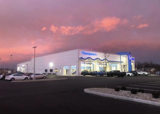Terre Haute Car Dealerships >> Thompson S Honda Car Dealership In Terre Haute In 47802 Kelley