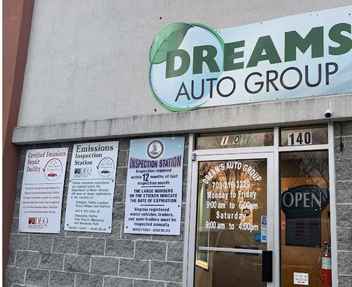Dream's Auto Group LLC
