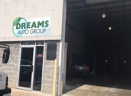 Dream's Auto Group LLC 1