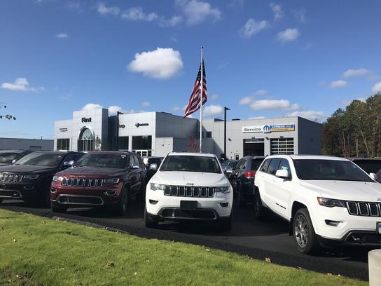 First Chrysler Jeep Dodge RAM Car Dealership In NORTH
