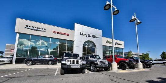 Larry Miller Jeep >> Larry H Miller Chrysler Jeep Dodge Ram Bountiful Car Dealership In
