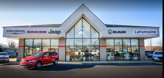 LaFontaine Chrysler Dodge Jeep Ram of Clinton