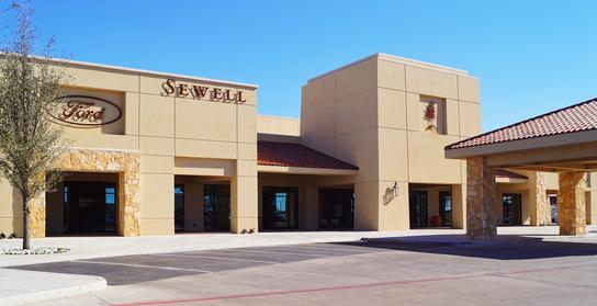 Sewell Ford Odessa Tx >> Sewell Ford Lincoln Car Dealership In Odessa Tx 79765