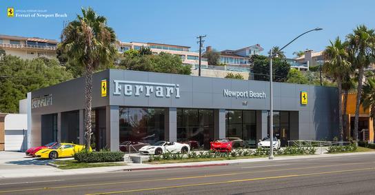Ferrari Of Newport Beach Car Dealership In Newport Beach Ca 92663 Kelley Blue Book