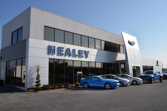 Healey Brothers Ford Lincoln