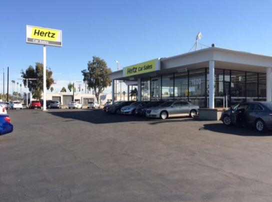 Hertz Car Sales Anaheim