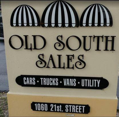 Old South Sales 2