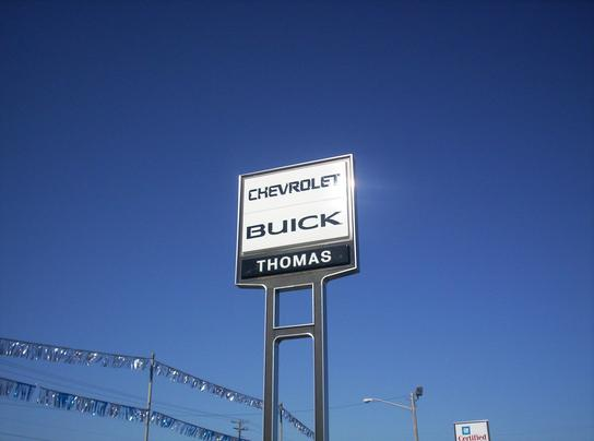 Thomas Chevrolet Buick