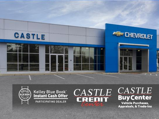 Castle Chevy Villa Park >> Castle Chevrolet Car Dealership In Villa Park Il 60181
