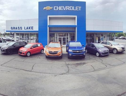 Grass Lake Chevrolet >> Grass Lake Chevrolet Car Dealership In Grass Lake Mi 49240