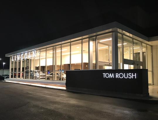 Tom Roush Lincoln Car Dealership In Fishers In 46038 4548 Kelley