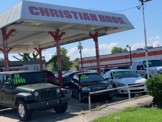 Car Lots In Kenner >> Christian Bros Auto Car Dealership In Kenner La 70062