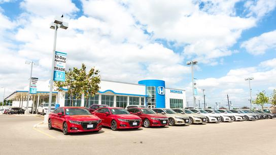 Honda Dealership San Antonio Tx >> Northside Honda Car Dealership In San Antonio Tx 78216 4439