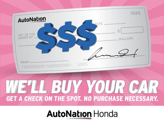 Auto Nation Memphis Tn >> Car Dealership Specials At Autonation Honda Covington Pike