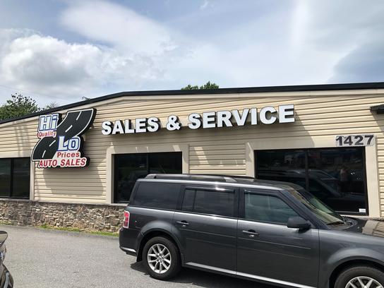 Hi Auto Sales >> Hi Lo Auto Sales Frederick Car Dealership In Frederick Md